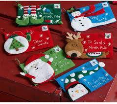 bucilla letters to santa envelopes ornaments 86667 123stitch