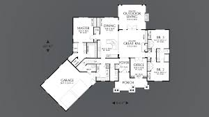 mascord house plan 1248 the ripley