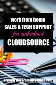 Home Based Design Jobs Sutherland Cloudsource Home Based Customer Service Jobs