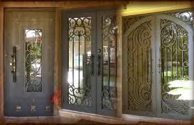 Exterior Doors And Frames Doors Extraordinary Metal Front Doors Metal Front Doors For Homes