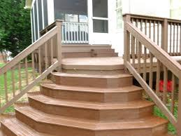 Deck Stair Handrail Deck Stair Design Ideas Home Design Ideas