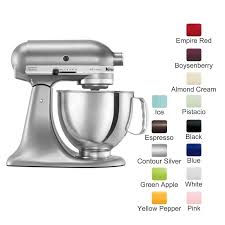 artisan series stand mixer ksm150
