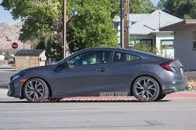 Honda Civic Type R Alloys For Sale Honda Civic Si Confirmed For L A Auto Show Debut Motor Trend