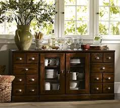 Dining Room Consoles Buffets by Sideboards U0026 Buffet Tables Pottery Barn