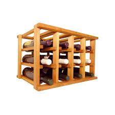 log dining room table winsome wood vinny 24 bottle espresso floor wine rack 92023 the