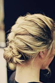 plait hairstyles 25 best braided messy buns ideas on pinterest lazy hair updo