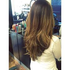 does hair look like ombre when highlights growing out sombres ombres balayage and flamboyage grace to create