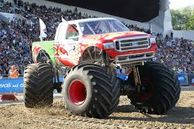racing monster truck red dragon race monster trucks wiki fandom powered by wikia
