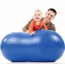 ball peanut therapy ball peanut exercise ball peanut sensory ball