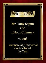 1 hour chimney thermocrete chimney or fireplace repair in new jersey