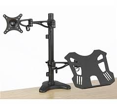 lcd monitor mount adjustable laptop arm