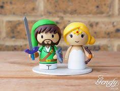 nerdy cake toppers fallout wedding cake topper inspired weddings
