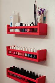 8 nail polish organizer ideas you u0027ll want to copy immediately