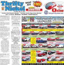 thrifty nickel may 15 by billings gazette issuu