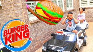 shiloh giant burger king drive thru shasha and shiloh onyx