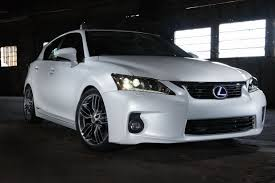 lexus is200 sport tuning lexus adds optional f sport package to 2012 ct 200h