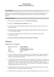 Sap Sd Experience Resumes Minali Sap Sd Resume 1