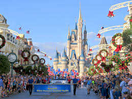 Chicago Cubs Flags Mouseplanet Walt Disney World Salutes 2016 World Series Champs