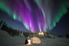 6 ways to see northern lights in the canadian arctic arctic kingdom