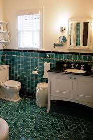 Bathroom Floor Tile Design Colors 88 Best 1956 Bathroom Images On Pinterest 1950s Bathroom