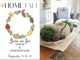 Home Decor Bloggers by Fall Decorating Ideas From 25 Home Bloggers Unskinny Boppy