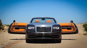rolls royce dawn first drive 2016 rolls royce dawn