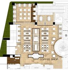 Coffee Shop Floor Plans All Day Dining Plan Architecture Pinterest Hotel Floor Plan