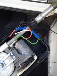 wiring power antenna e28 e30