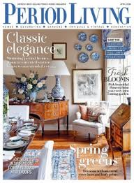 period homes interiors magazine period living magazine subscription whsmith