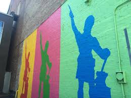 the most popular murals in birmingham and where to find them image result for vulcan mural