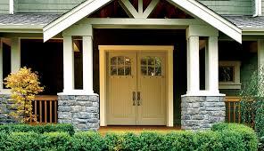 French Door Company - bungalow series wood doors simpson door company
