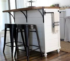 do it yourself kitchen island these 14 fixer upper inspired diy ideas will unleash your inner