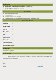 Resume Samples Doc For Freshers by Doctor Resume Doc A Cv Of Dr Engr Md Mamunur Rashid Resume Format