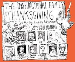 dysfunctional family thanksgiving search laughter
