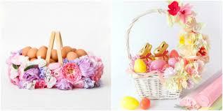 basket ideas 15 diy easter basket ideas easter basket crafts for kids