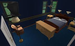 Bella Swan Bedroom Mod The Sims Swan House From Twilight Furnished And Unfurnished