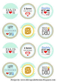 free fathers day cupcake toppers here to download the free