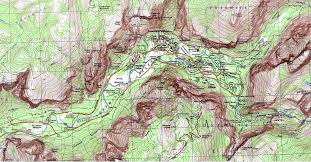 Yosemite Park Map Yosemite