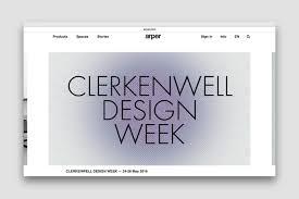 Arper Logo by Wax Studios Projects Arper