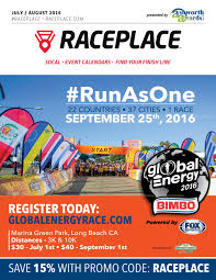 spirit of halloween promo code raceplace socal july august 2016 by raceplace magazine issuu