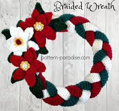 the 25 best crochet wreath ideas on crochet ornaments