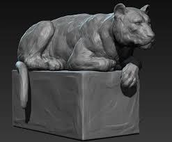 lioness sculpture attachment php 1 192 984 píxeles animal anatomy