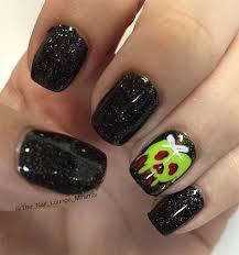 20 simple u0026 easy halloween themed nails art designs 2016