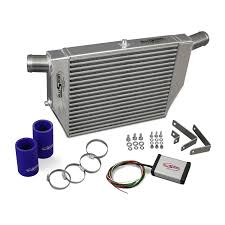ford ranger and mazda b2500 2 5l uprated intercooler kit and
