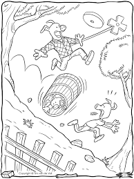 three little pigs coloring page tim u0027s printables