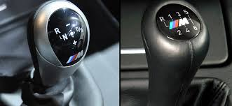 dual clutch vs manual transmission bmw m4