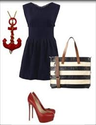 Nautical Dress Theme - still obsessed with nautical