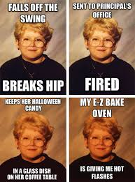 60 Year Old Woman Meme - probably a repost album on imgur