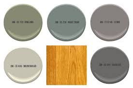what color gray goes with oak cabinets the best wall paint colors to go with honey oak true
