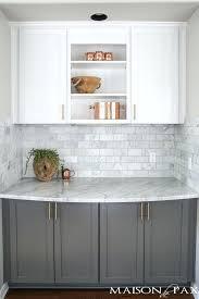 gray kitchen backsplash backsplash ideas for gray cabinets brilliant grey and white kitchen